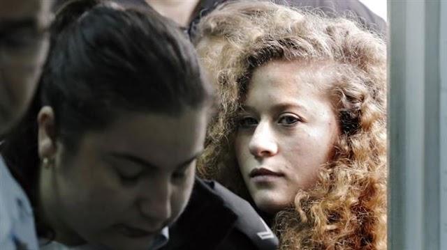 Ahed Tamimi lawyer accuses Israeli interrogator of sexual harassment