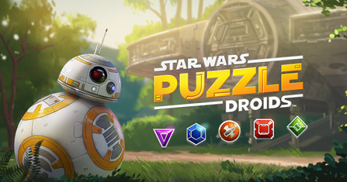 Game - Star Wars: Puzzle Droids v1.2.20 Apk mod infinito