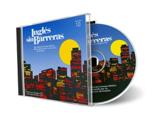 Inglés Sin Barreras – Audio CD 10
