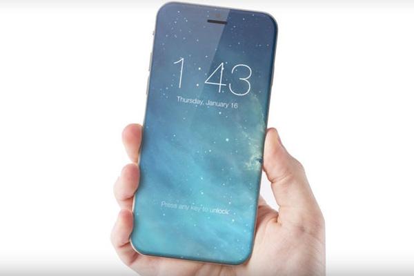 Thay mặt kính iphone 8 uy tín