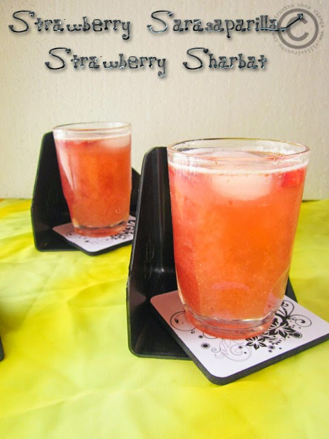 strawberry-sarasaparilla