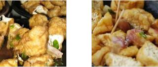 Recipes to Make Tofu Spicy Gejrot