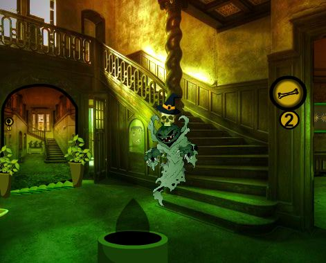 WowEscape Escape from Halloween Monster Mansion Walkthrough