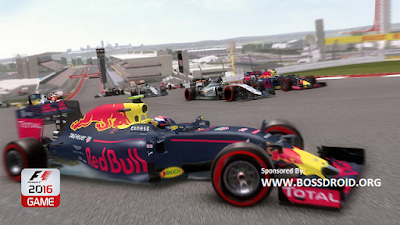 Download Game F1 2016 Mod v0.1.6 APK DATA for Android