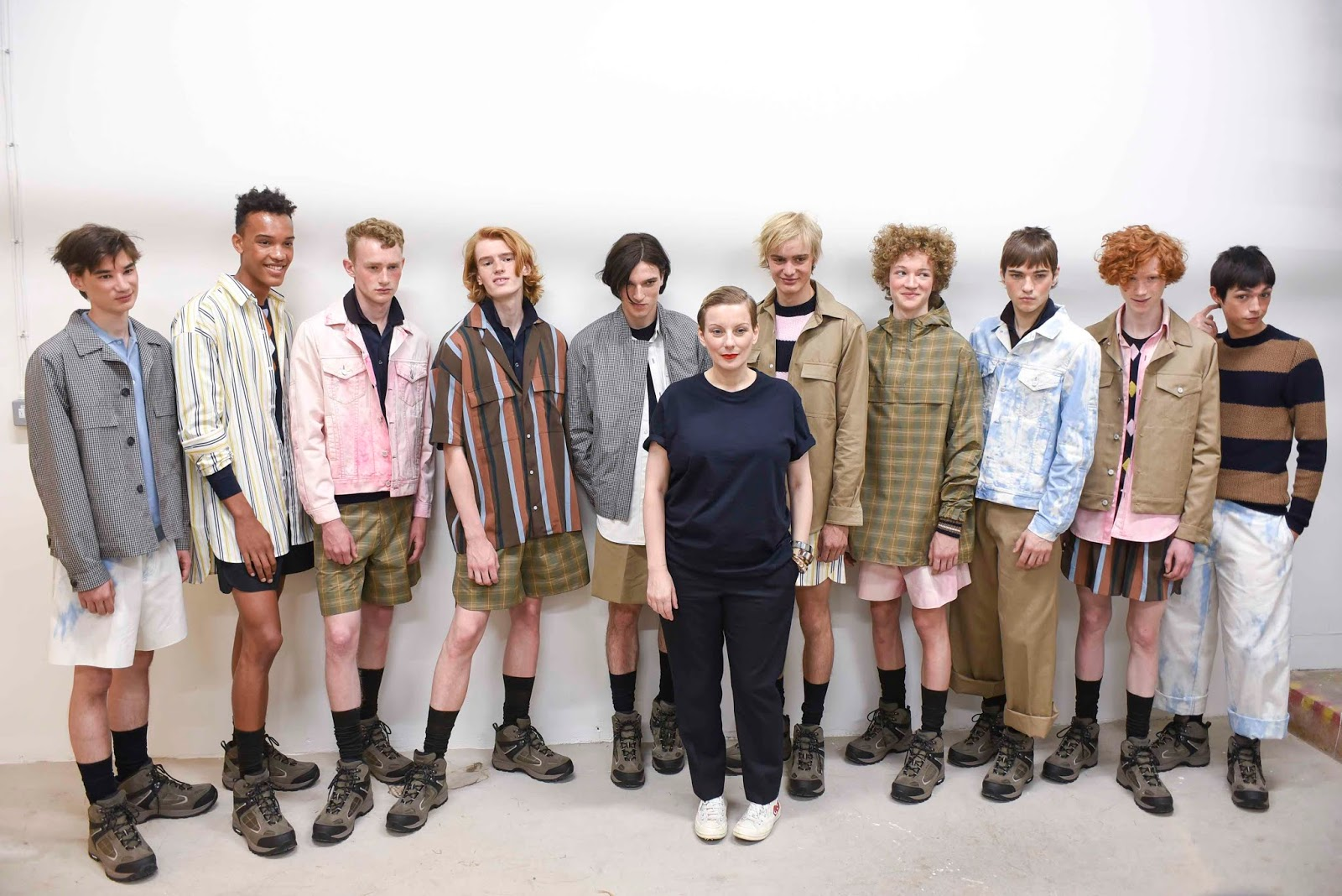 London Fashion Week - Home 56