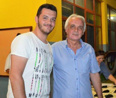 Συγχαρητήρια στον αριστούχο Γεώργιο- Στέφανο Μεϊδάνη του Μουσικού Σχολείου Αργολίδας