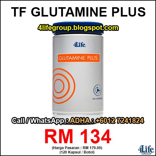 4Life Glutamine Plus