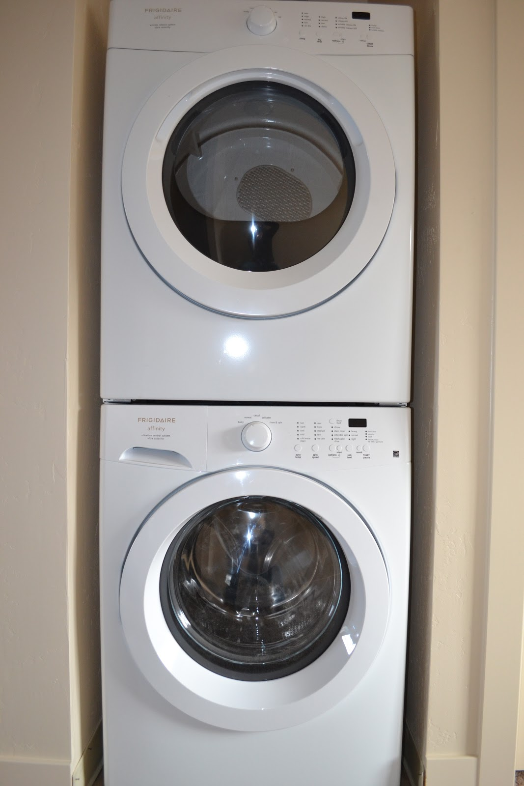 Washers And Dryers: Stackable Washer And Dryer Apartment Size