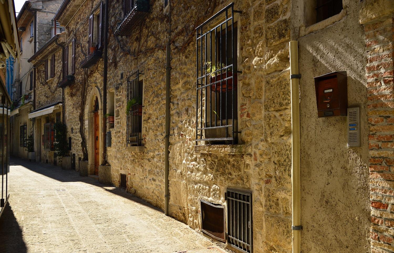 Uliczka San Marino