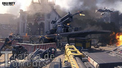 Baixar a Screen Call of Duty Black Ops 3 PC
