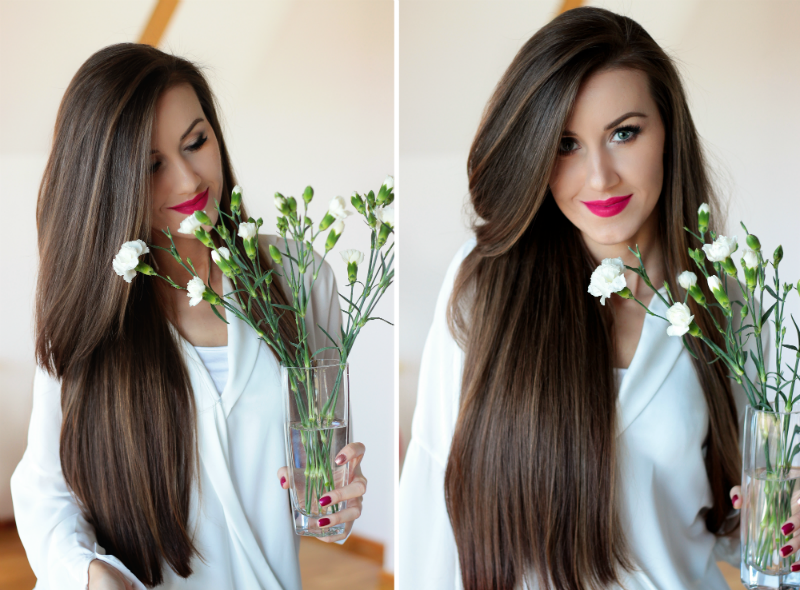 płukanki ziołowe na wypadanie włosów
