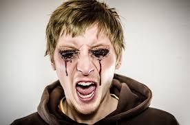 Halloween Makeup Men | Mens Halloween Face Paint | Halloween Makeup For Women