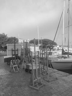 Port de Saint-Tropez by Tom Vandenhende
