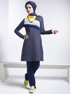 pakaian olahraga wanita muslimah