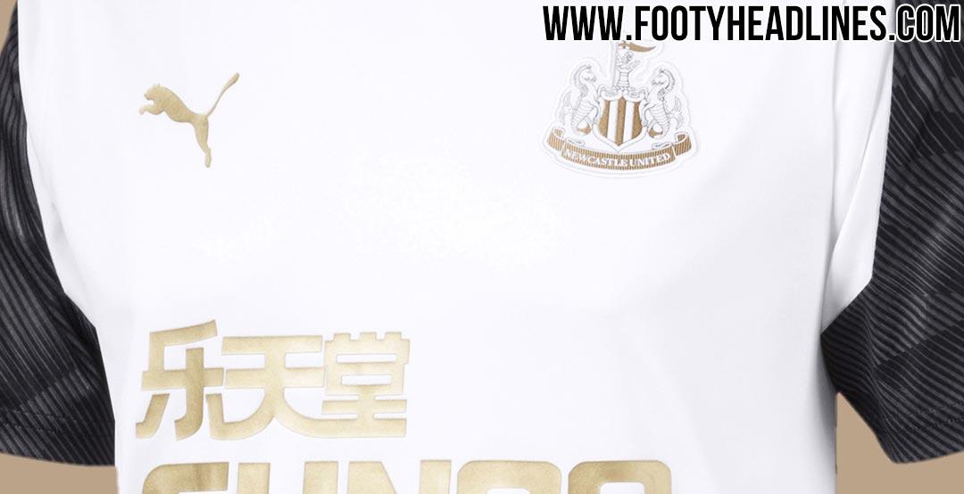 3 Newcastle United 19-20 Training Jerseys Leaked - Footy Headlines 0e04aea16