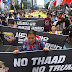 Thousands of South Koreans protest against THAAD deployment