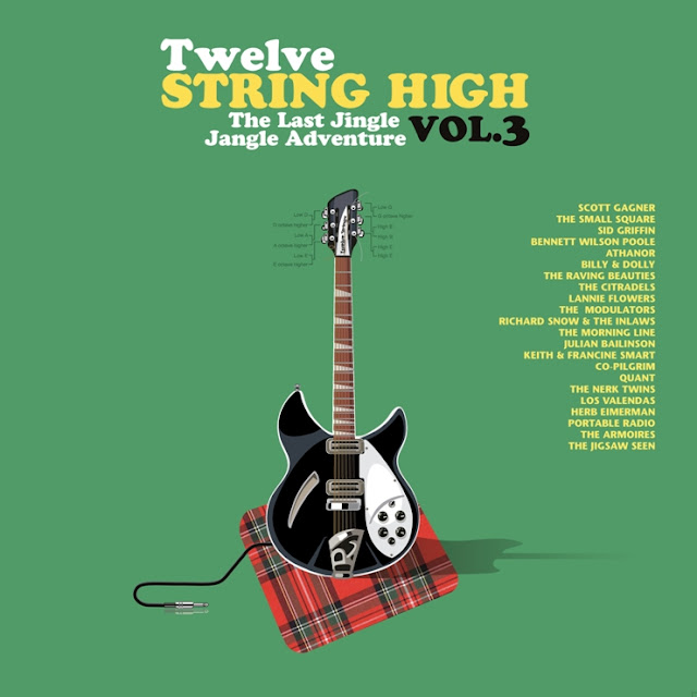 TWELVE STRING HIGH - The last jingle jangle adventure. Vol.3 1