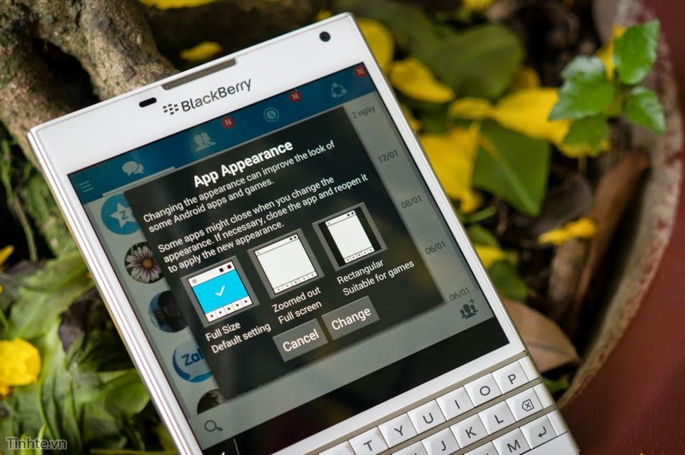 Những thủ thuật hay khi sử dụng BlackBerry OS 10.3.1