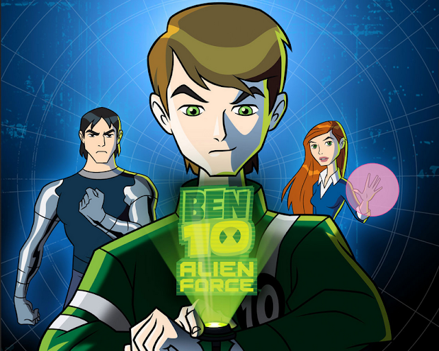 Ben 10 : Alien Force HINDI Episodes