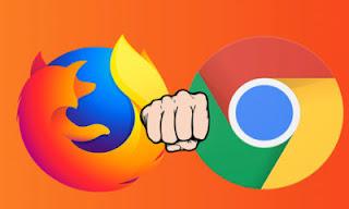 Firefox versus Chrome1