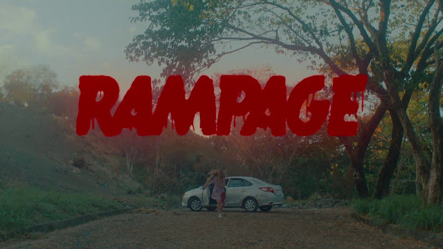 "Masked Mastermind GRAVEDGR Releases ""Rampage"""