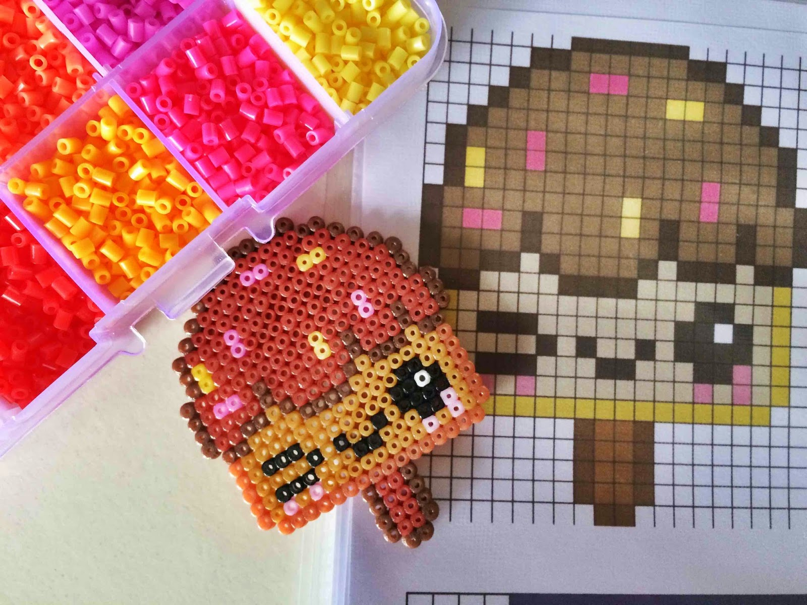 small resolution of my love for hama perler beads