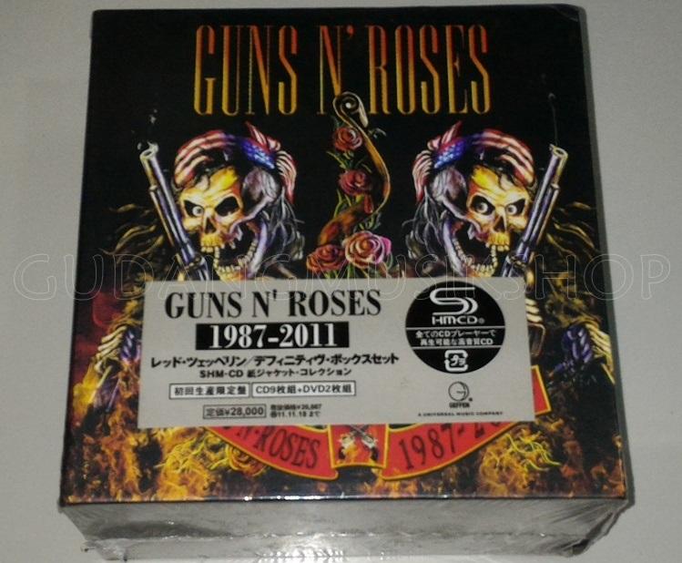 guns n roses musik
