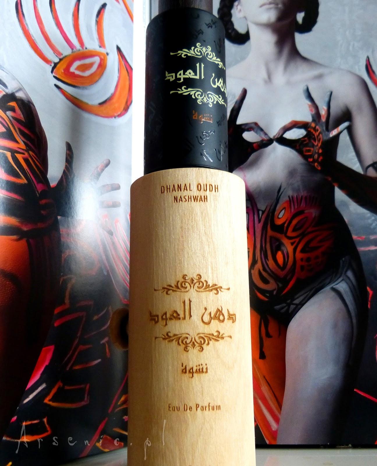 Grupy facebookowe o perfumach to zło: Rasasi Dhanal Oudh Nashwah