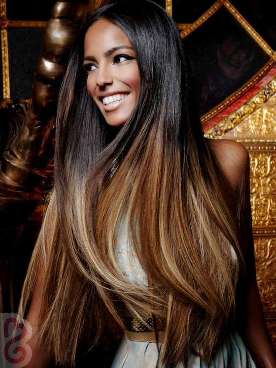 Hottest Hair Highlights For 2014 Hairstyle Trends