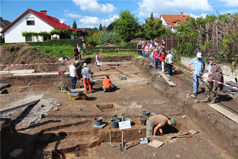 Long lost Roman fort discovered in Germany