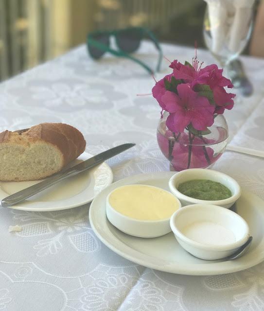 Maison Eureka, Mauritius, bread