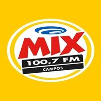Ouvir a Rádio Mix FM 100,7 Campos / RJ - Ao vivo e online