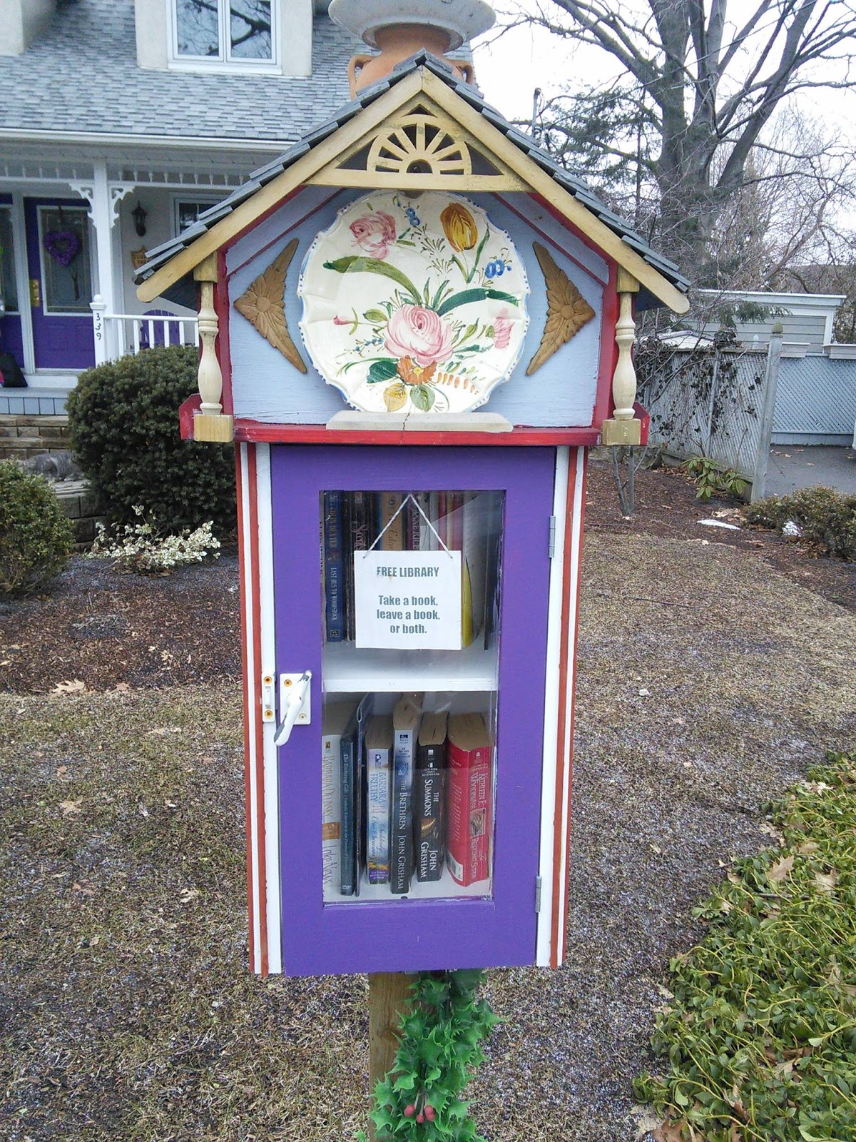 Little free libraries and book exchanges maple ave oakville for 9 kitchener street trafalgar