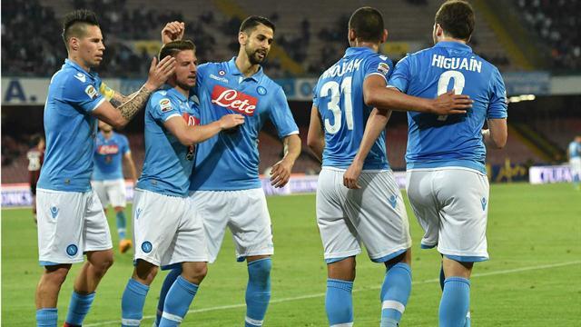 Prediksi Skor Napoli vs Brugge 18 September 2015, Europa League