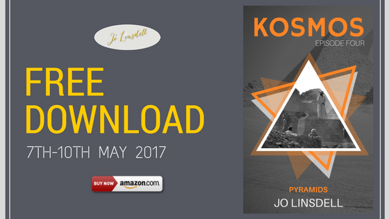 Grab Your #FREE copy of Pyramids! #KOSMOS