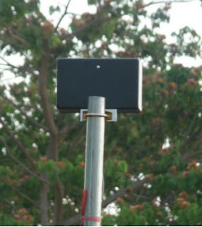 Antena Penguat Sinyal Panel Single Pigtail untuk 3g & 4g LTE