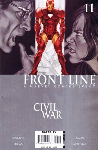 Civil War: Front Line #11 PDF