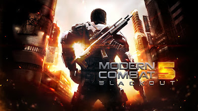 Download Game Android Gratis Modern Combat 5 : Blackout apk + data