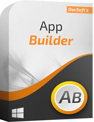 App Builder 2018.107 poster box cover