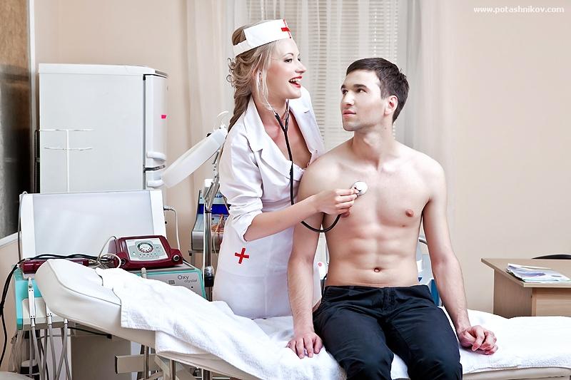 Вызвал врача для секса #3