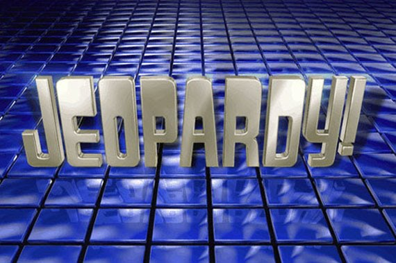 Control Alt Achieve Jeopardy Game Templates for Google Slides