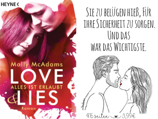 REZENSION ||  LOVE & LIES-ALLES IST ERLAUBT ~MOLLY MCADAMS