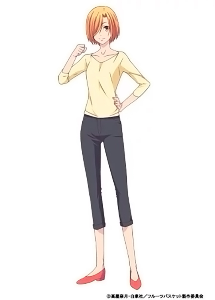 Fruits Basket anime 2019 - Kyoko Honda