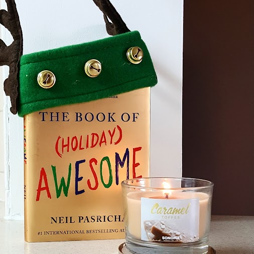Try one of these reads to close out your summer!  #thebookofholidayawesome #neilpasricha #book #books...