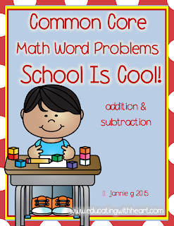 https://www.teacherspayteachers.com/Product/Common-Core-Math-Word-Problems-School-is-Cool-535827