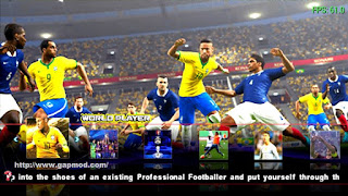 Download [Update] Pro Evolution Soccer PES 2016 GALAXY V3 ISO Android
