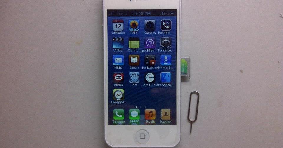Hp Replika Murah: Iphone 5 bestcopy