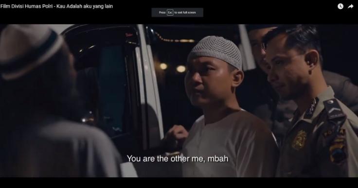 Tulisan Nampol Setiawan Budi Untuk Polri Soal Kontroversi Film Pendek