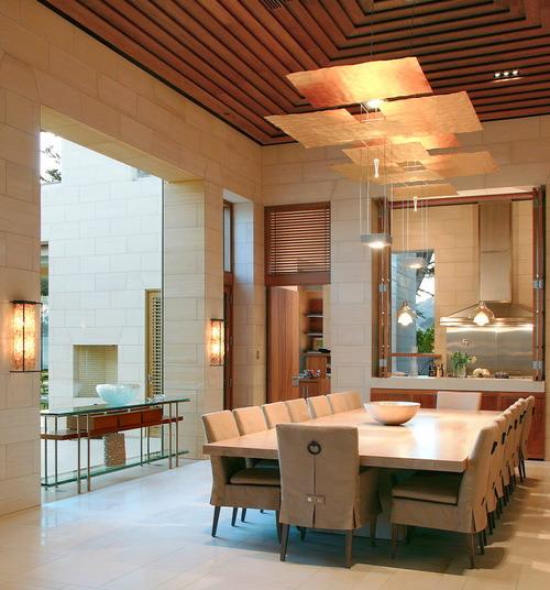 tata cahaya dan udara rumah minimalis 2 lantai