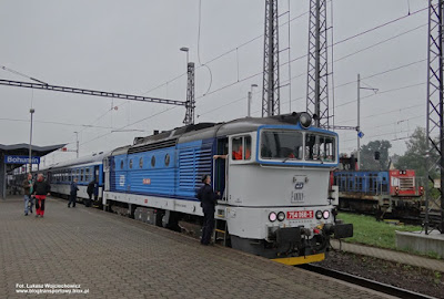 Lokomotywa 754 068-5, České dráhy